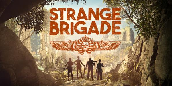 Strange Brigade banner