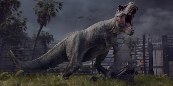 Jurassic World Evolution banner