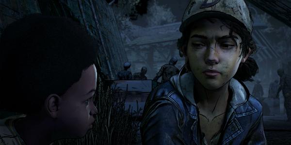 The Walking Dead: The Final Season banner