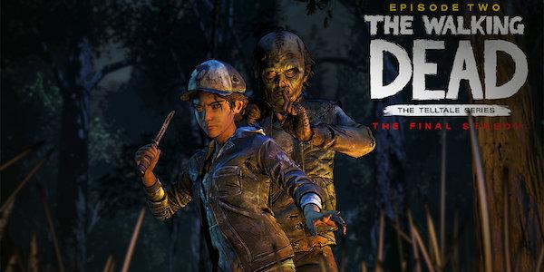 The Walking Dead banner