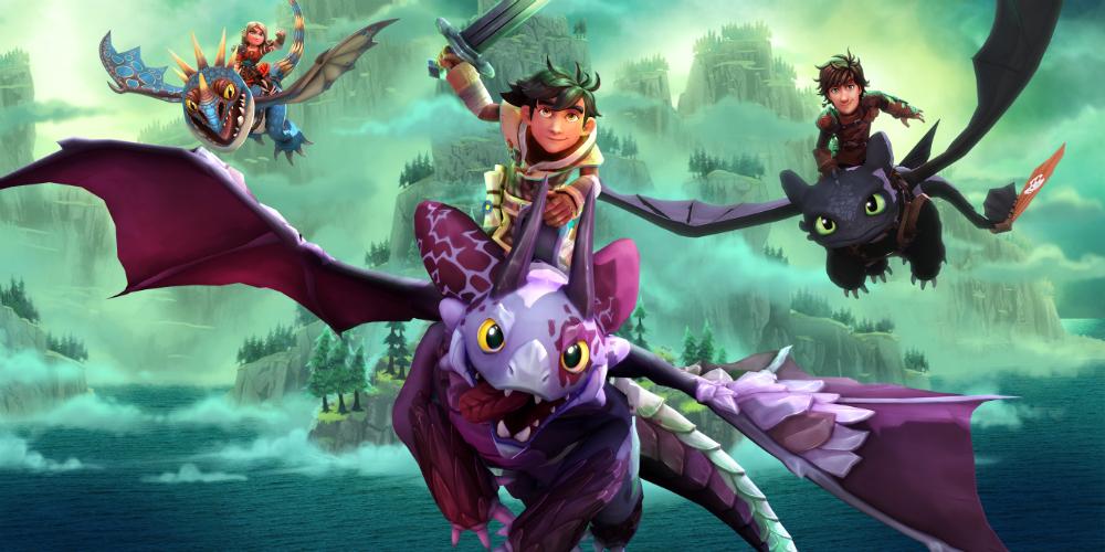 Dragons: L'Alba dei Nuovi Cavalieri megaslide