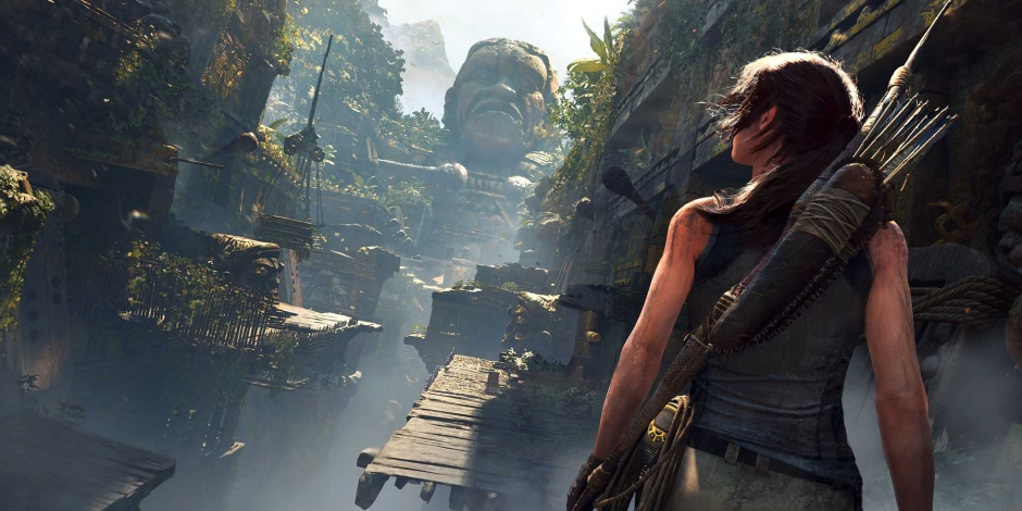 Shadow of the Tomb Raider megaslide