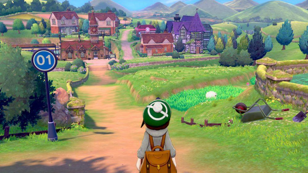 Pokémon Spada banner scheda