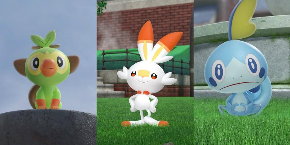 Pokémon Spada banner