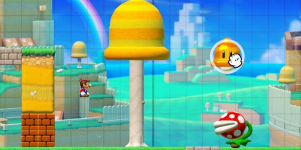 Super Mario Maker 2 banner