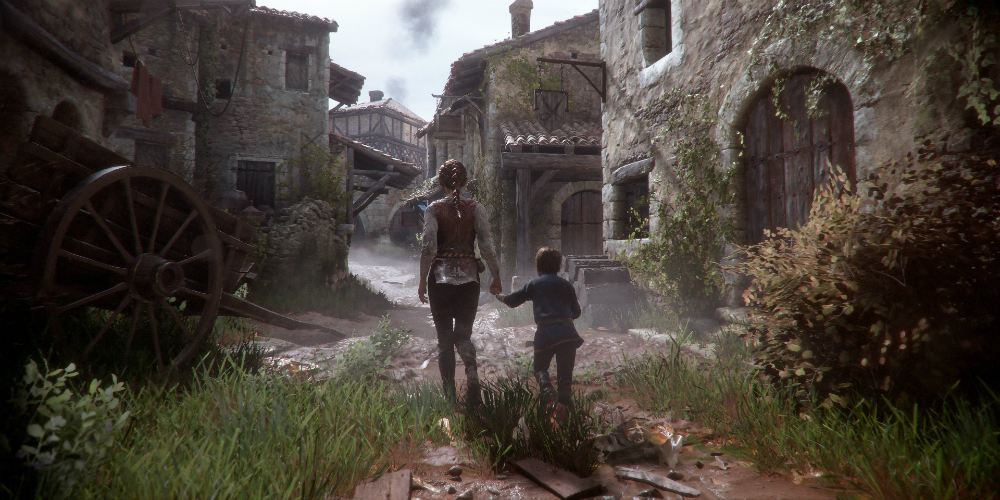 A Plague Tale: Innocence megaslide