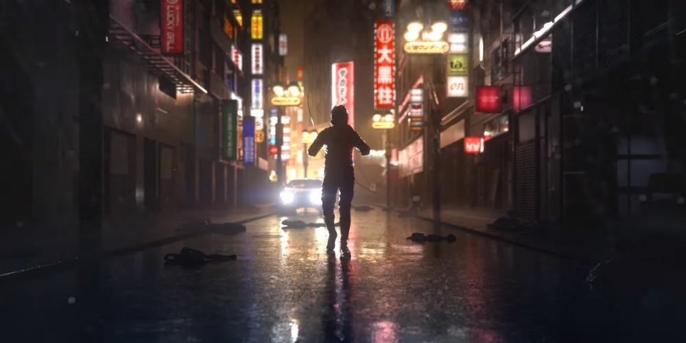GhostWire: Tokyo banner