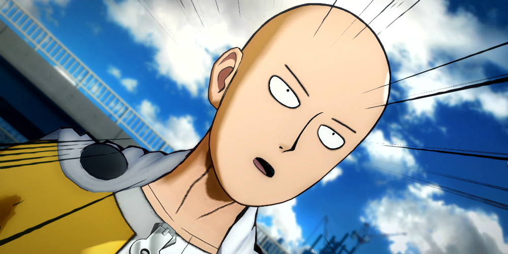 One Punch Man: A Hero Nobody Knows banner