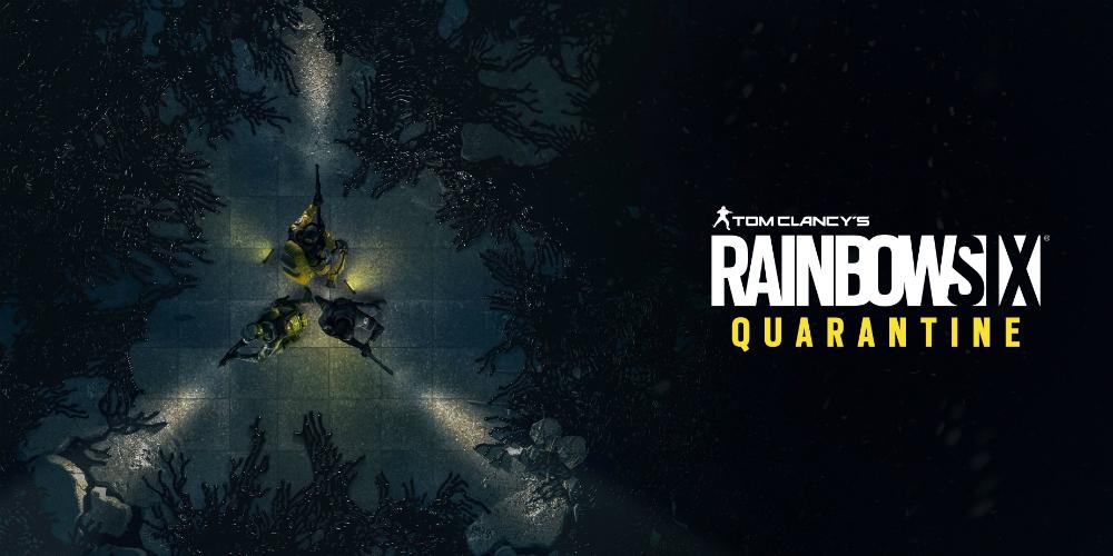 Rainbow Six Quarantine banner