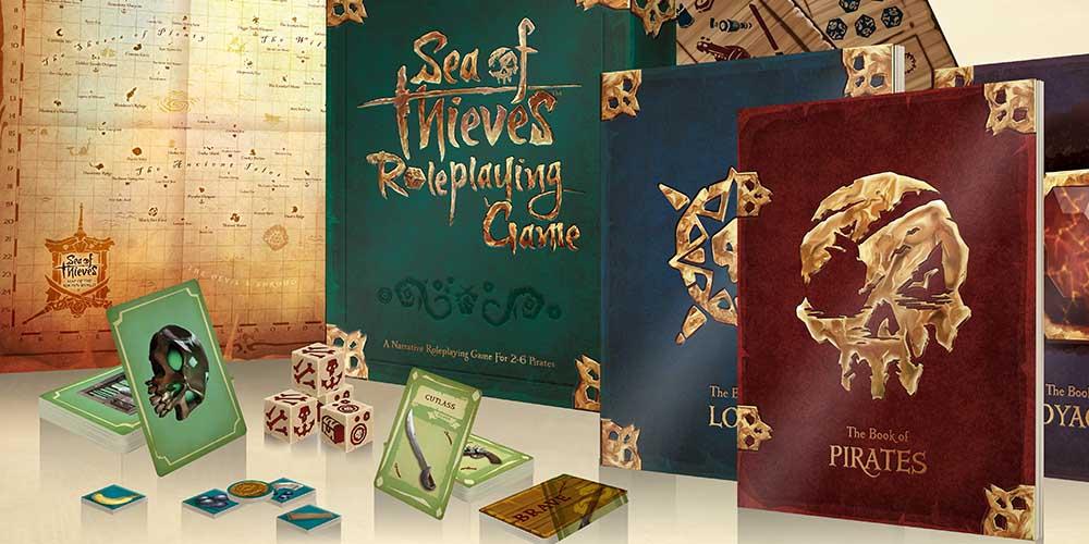 Sea of Thieves gioco di ruolo banner