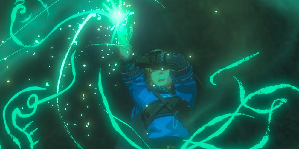 The Legend of Zelda: Breath of the Wild 2 banner