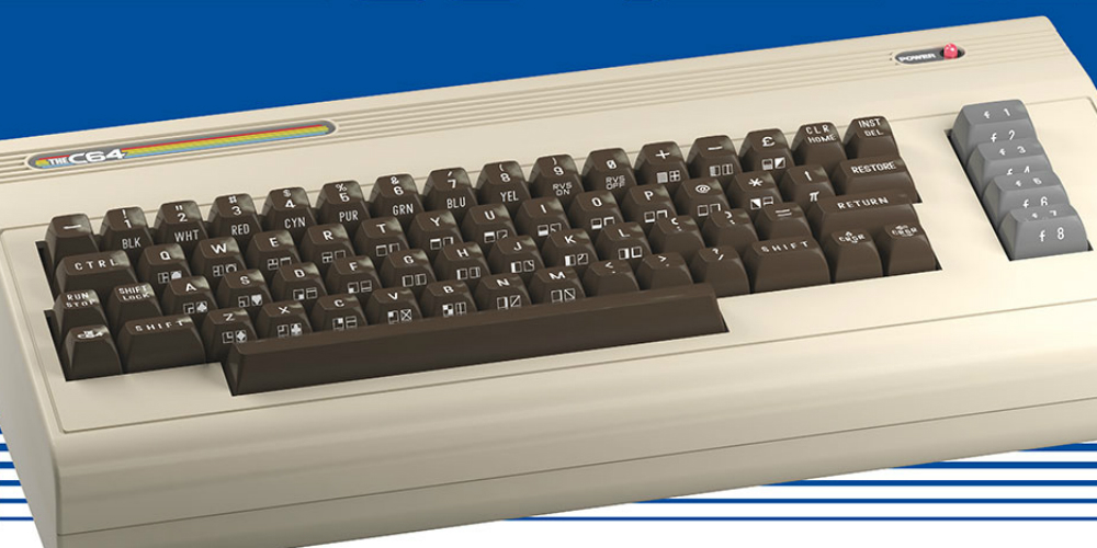 THEC64 banner