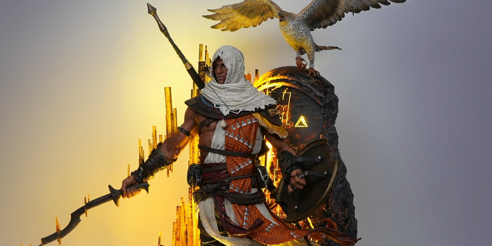 Assassin's Creed Origins Bayek Pure Arts banner