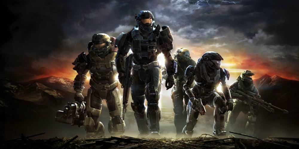Halo: Reach banner