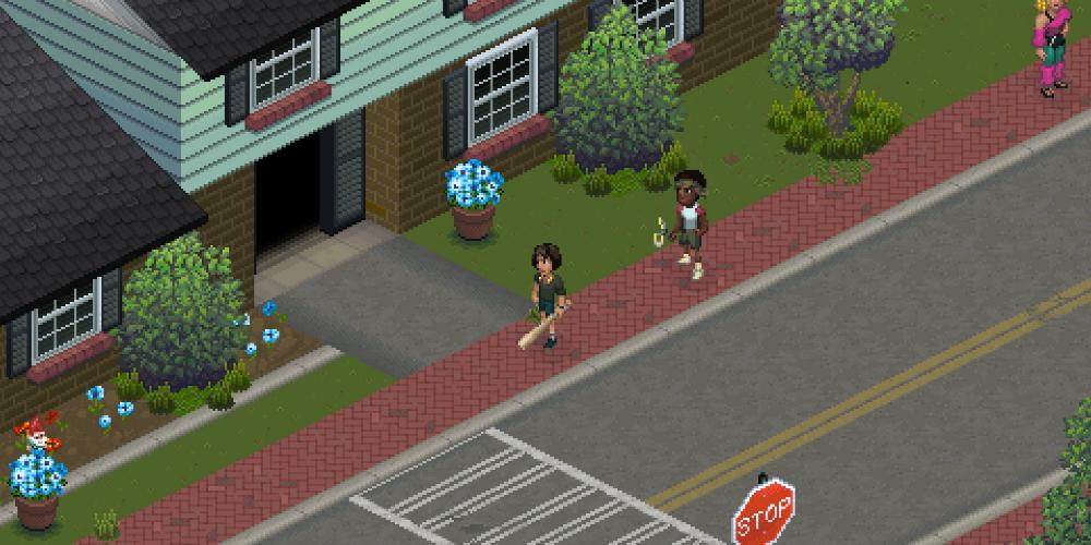 Stranger Things 3: The Game banner