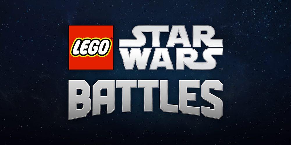 Lego Star Wars Battles banner