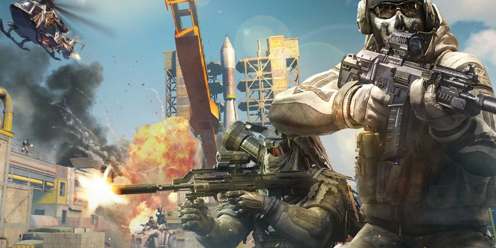Call of Duty Mobile banner