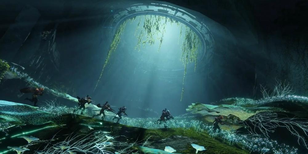 Destiny 2: Ombre dal Profondo Giardino della Salvezza banner