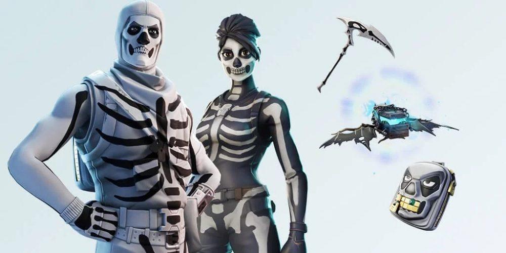Fortnite, le skin di Halloween