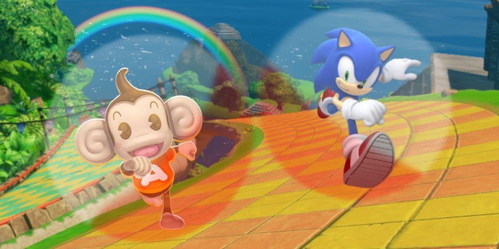 Super Monkey Ball: Banana Blitz HD banner