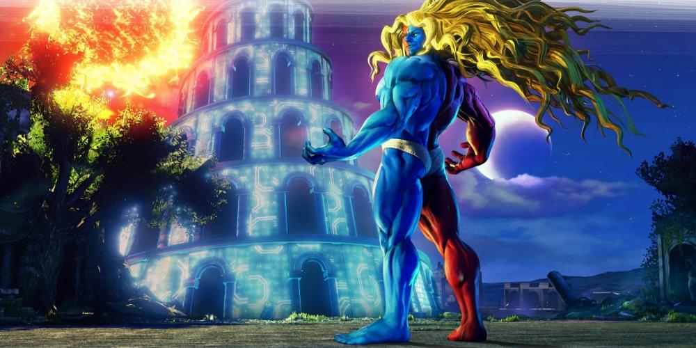 Street Fighter 5 Champion Edition banner