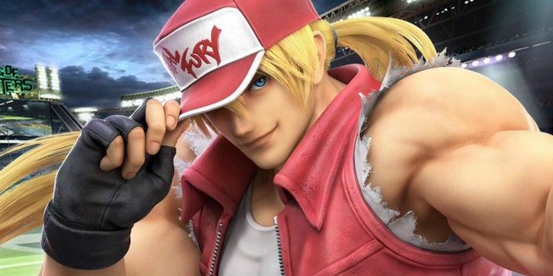Super Smash Bros. Ultimate Terry