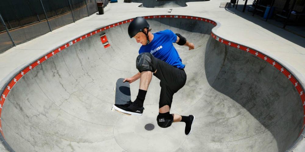 Tony Hawk Pro Skater banner