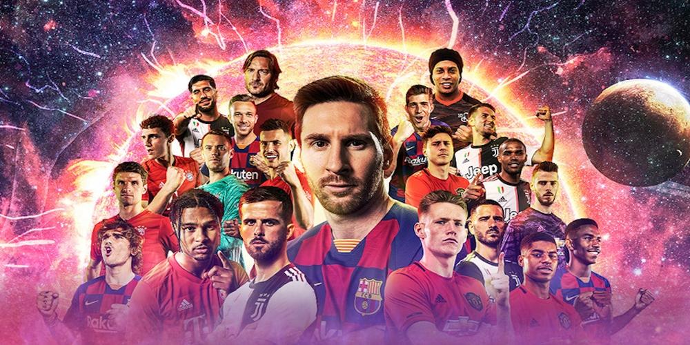 eFootball PES 2020 Lite banner