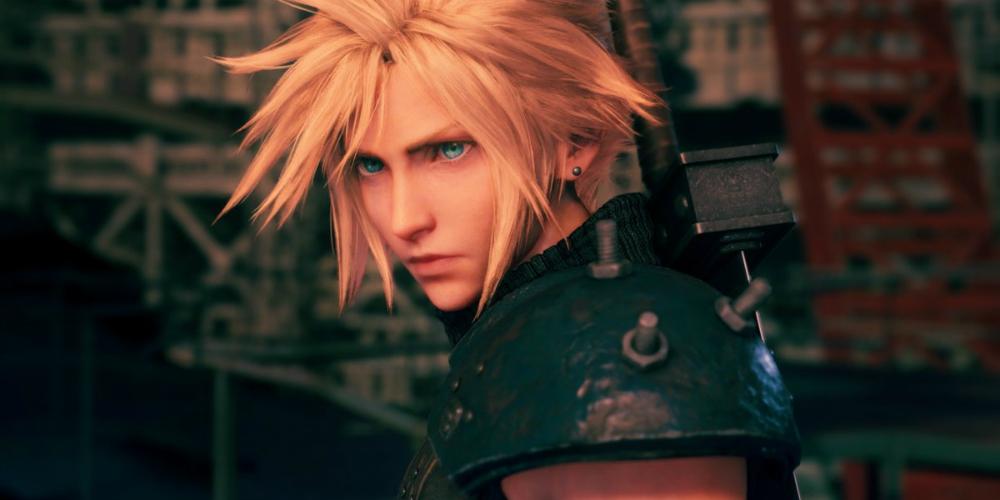 Final Fantasy VII Remake banner