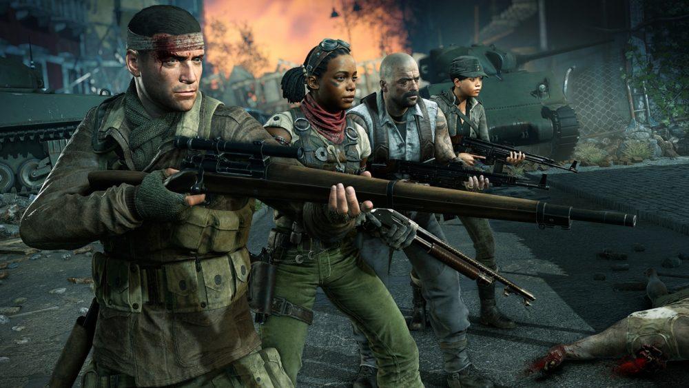 Zombie Army 4 Dead War banner scheda