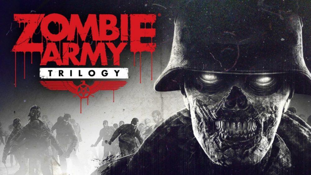 Zombie Army Trilogy banner scheda