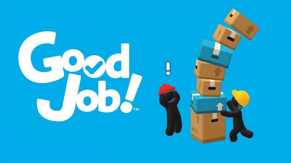 Good Job! banner scheda