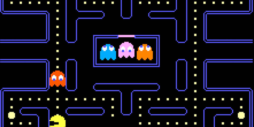 Pac-Man compleanno