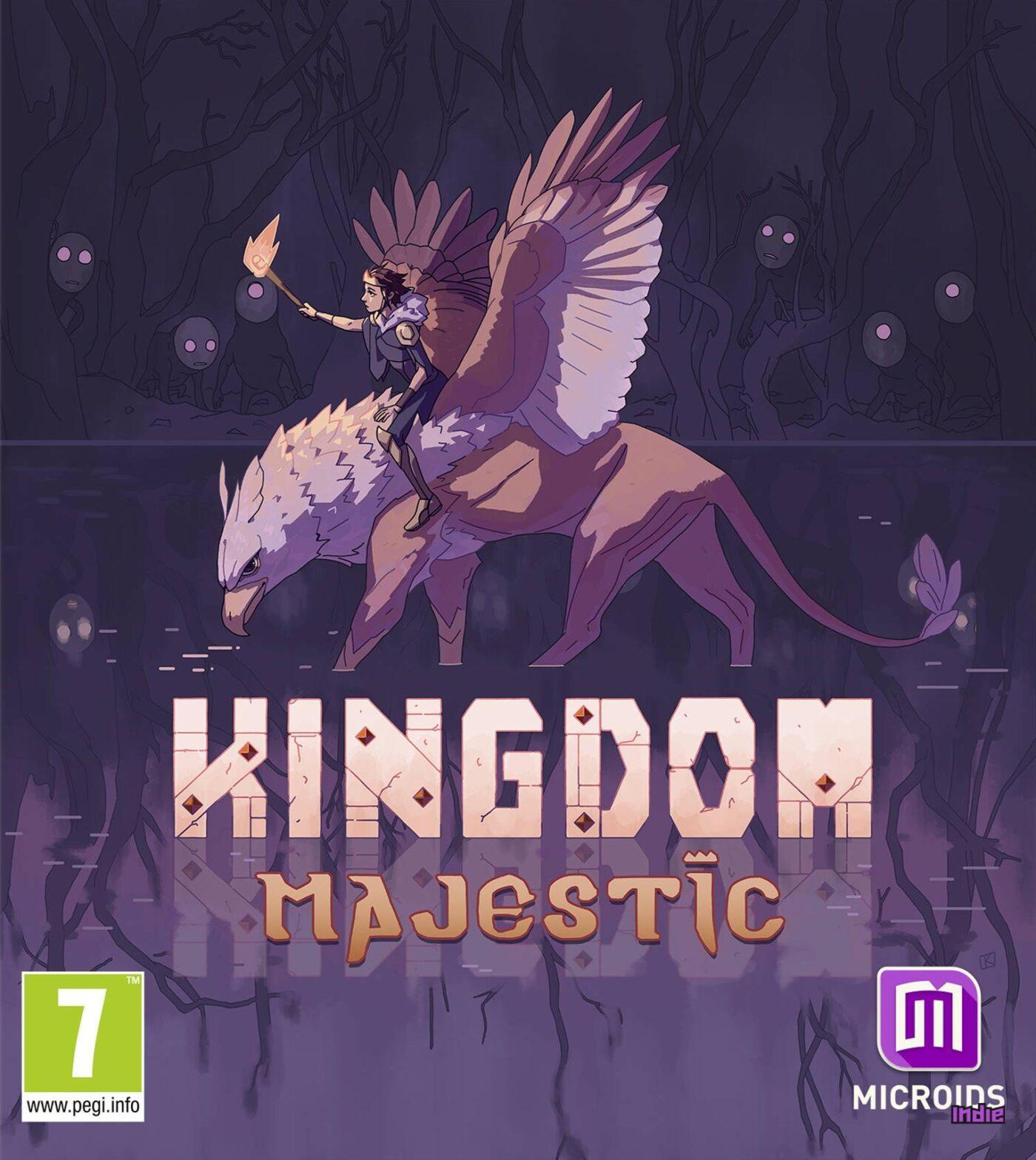 Kingdom Majestic copertina