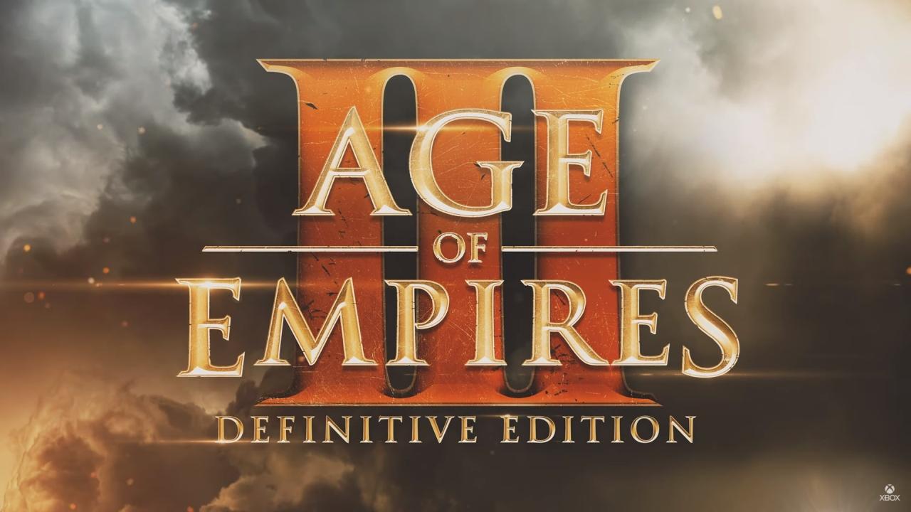 Age of Empires III Definitive Edition banner scheda