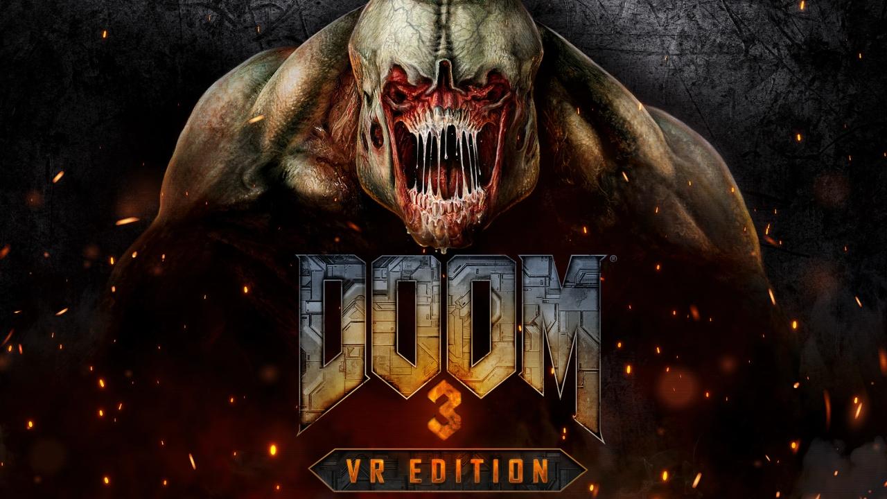 DOOM 3 VR Edition banner scheda