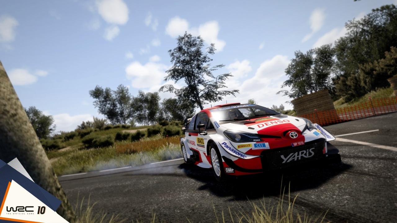 WRC 10 banner scheda