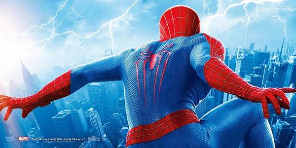spider man banner