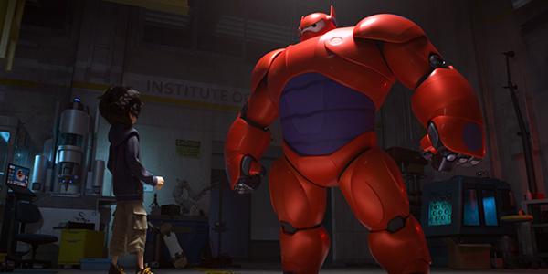 Stan lee diventa un cartone animato per un cammeo in big hero 6