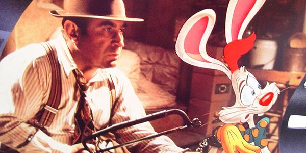 chi ha incastrato roger rabbit banner