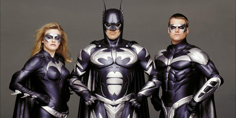 Batman e Robin slide