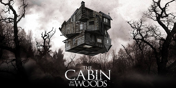 cabin in the woods banner
