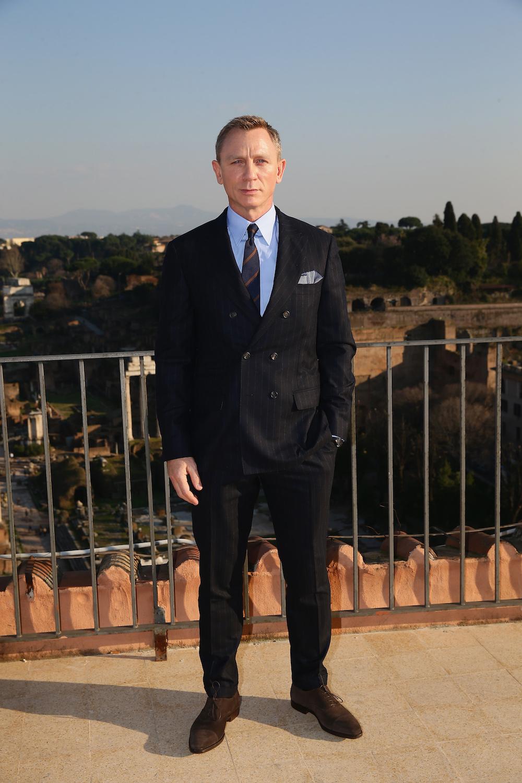 Il cast a Roma   Spectre - Cinema - BadTaste it