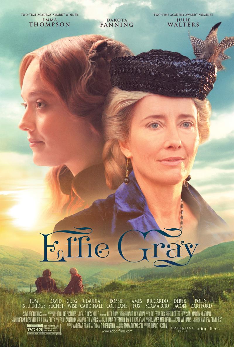 effie gray poster