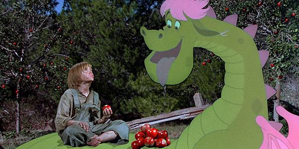 Elliott il drago invisibile cominciano le riprese del remake