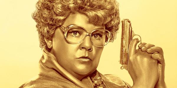 Melissa McCarthy Spy Goldfinger