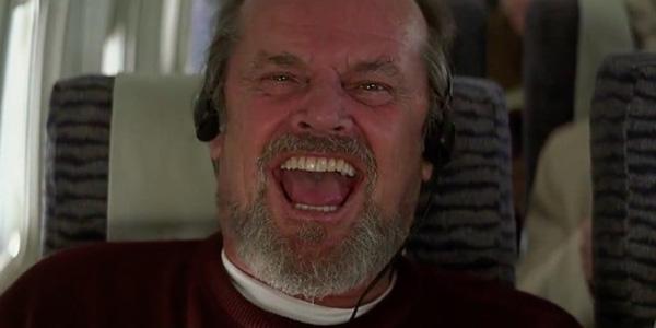 Jack Nicholson ...