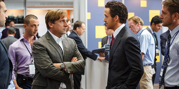 The Big Short ryan gosling steve carell
