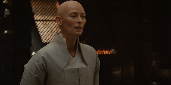 Tilda Swinton Doctor Strange