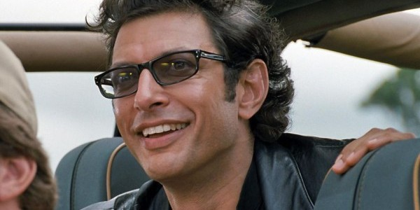 Ian Malcolm Jeff Goldblum Jurassic Park Jurassic World 2